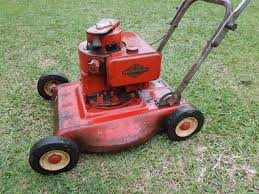 hg palmer mower with briggs and stratton engine outdoorking