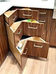 Blind Kitchen Cabinet Kitchen Cabinet Corner Solutions Blind Corner Kitchen Cabinet