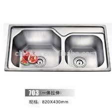 Stainless Double Bowls Topmount High Quality Foster Kitchen Sink - Foster kitchen sinks