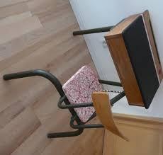 bureau écolier relooké bureau d écolier écoré en et noir meubles et mobilier