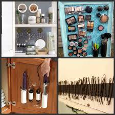 hair and makeup organizer organizing makeup ideas large acrylic makeup organizer twists