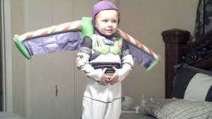 buzz lightyear halloween costume youtube