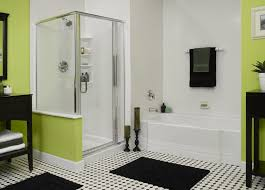 Green And Gray Bathroom Ideas - the grey color in the interior and its combinations with other colors