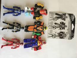 power rangers rpm battelize figures rare 3 u0026
