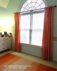 curtain sweetsourmoments