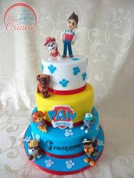 paw patrol cake reginella cakes u0026 sweets sweet