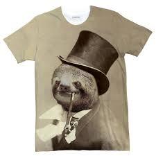 Sloth Meme Shirt - old money flows sloth t shirt sloth