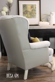 Dining Room Wing Chairs by Dining Room Wingback Dining Chairs With White Ceramic Floor And