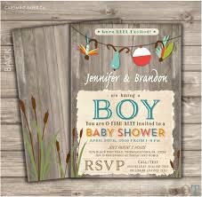 fishing themed baby shower fishing baby shower invitations mcmhandbags org