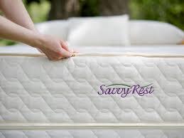 Savvy Rest Crib Mattress Organic Savvy Rest Serenity All Talalay Mattress