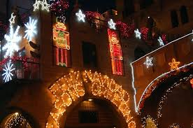 The Mission Inn Festival Of Lights The Mission Inn Hotel Downtown Riverside