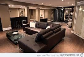 modern basement design living room modern basement living room designs on pertaining to