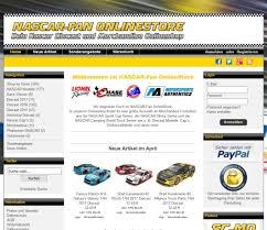 nascar fan online store nascar shop nascar modelle nascar magdeburg