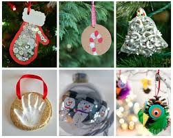 ornaments that toddlers can make frugal eh