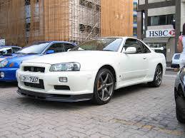 2005 Nissan Skyline Gtr Nissan Skyline