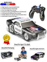 police car toy amazon com prextex rc police car remote control police car rc