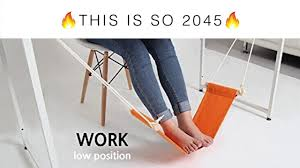 leg hammock for desk feet desk hammock featured product for your daily comfort youtube