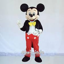 top quality mickey mouse mascot costume size halloween