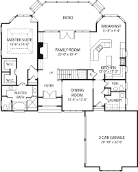 country french house plan first floor 129d 0012 decor ideas