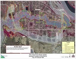 Map Mn Elm Creek Flood Control Improvements U0026 Floodplain Map Revision