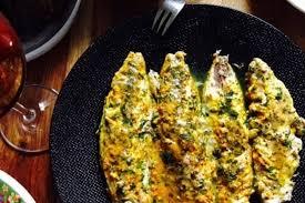 cuisiner des maquereaux frais recette de filets de maquereaux grillés au curcuma et coriandre
