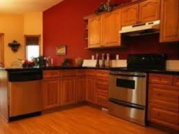 kitchen wall colors with light oak cabinets u2014 smith design