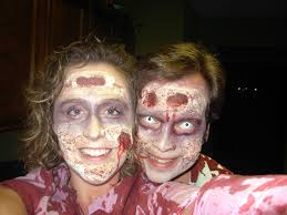 how to make zombie makeup 6 steps with pictures