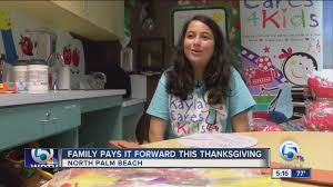 children s thanksgiving movies florida spreads cheer to patients at hundreds of children u0027s