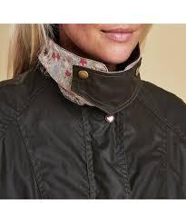 women u0027s barbour monteviot wax jacket