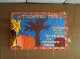 thankful tree fall bulletin board idea bulletin boards