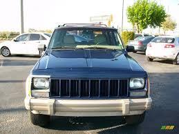 tan jeep cherokee 1996 dark blue pearl jeep cherokee country 28528093 photo 2