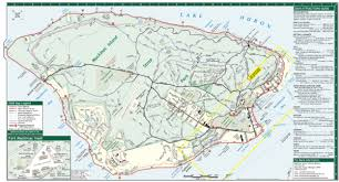 map of mackinac island mackinac island map mackinac island michigan mappery