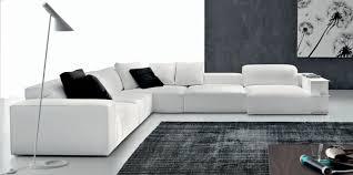 canapé designer italien canapa angle en cuir vachette collection et canapé angle design