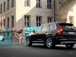 volvo website uk volvo car uk shines a light on cyclist safety with reintroduction