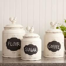 white kitchen canisters sets cottage kitchen mini makeover chalkboards mini kitchen and