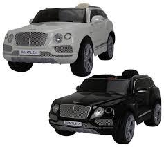 bentayga licensed bentley bentayga 12v children u0027s electric ride on jeep 4