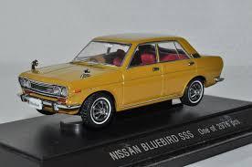 nissan bluebird 1970 ebbro hobbydb