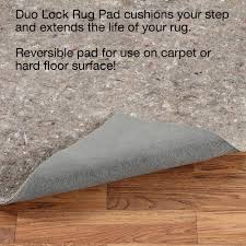 duo lock rug pad