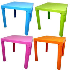 plastic play table and chairs childrens plastic table set id shop children plastic table and