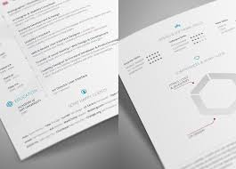 free resume template free design resources