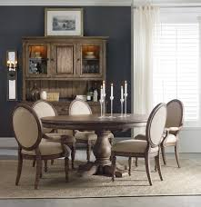 Hooker Dining Tables by Hooker Furniture Miramonte 54 Inch Round Pedestal Dining Table