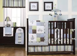 crib bedding for girls on sale amazon com kids line 6 piece crib bedding set mosaic transport
