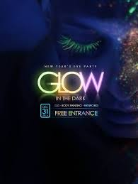 where to party for new years glow in the new year s party balithisweek
