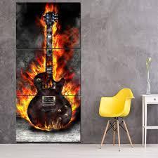 online shop modular home decor wall art frame music room posters