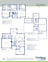 Home Floor Plans Utah by Skyline Fieldstone Homes Utah Home Builder New Homes For Sale