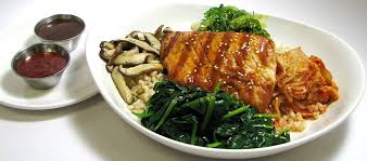cuisine le gal sea foods say hello to our salmon rice bowl