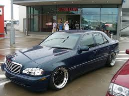 bagged mercedes c class the world u0027s best photos of cclass and stance flickr hive mind