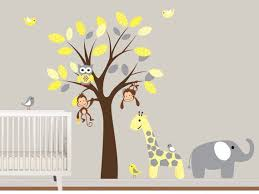 Safari Nursery Wall Decals 224 Best Boys Wall Decals Images On Pinterest Baby Rooms Child
