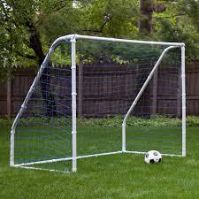 mitre challenger portable goal 6 x 5 ft hayneedle