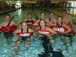 baker aquatics angela baker water safety instructor lifeguard